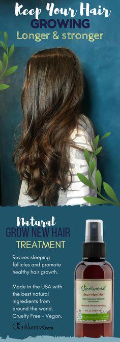 Not All Hair Loss is Permanent! How To Grow Natural Hair, Grow Long Hair, Natural Hair Styles, Oil For Hair Loss, Hair Loss Shampoo, Healthy Hair Growth, Hair Loss Treatment, Vitis Vinifera, Belleza Natural