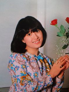 Japanese Mythology, Naoko, Vintage Girls, 80s Fashion, Idol, Character Design, Style, Swag, Vintage Photos Women