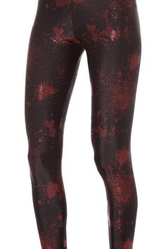 Death By Disco Leggings - LIMITED (WW $70AUD/ US $65USD) by Black Milk Clothing