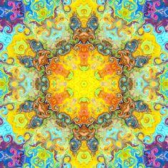 Visionary Art, Psychedelic Art, Geometric Art, Pattern Wallpaper, Trippy, Jay, Origami, Mandala, Craft