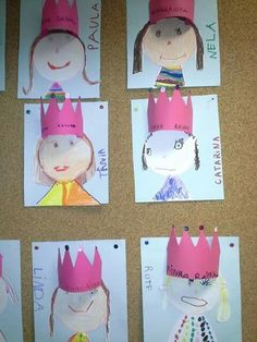 Toilet Paper Roll Crown Craft for kids! Great to Put on a Mother's Day Card! Fairy Tale Crafts, Fairy Tale Theme, Fairy Tales, Kindergarten Crafts, Preschool Crafts, Chateau Moyen Age, Kids Crafts, Crown Crafts, Princess Crafts