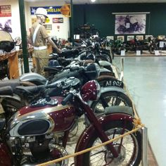 The Motorcycle Museum in Nicosia