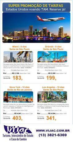 Super promoção de tarifas - www.vijac.com.br