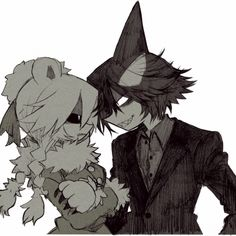 ❝I hate this kind of guy. Gray Gardens, Ice Scream, Love Monster, Emo Goth, Kawaii Art, Deep Sea, Anime Style, Me Me Me Anime, Game Art