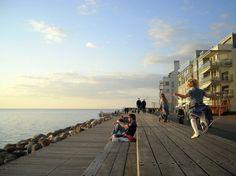Europe's 'First Carbon-Neutral Neighborhood': Western Harbour, Malmö, Sweden