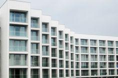 Favemanc - fachadas ventiladas en hoteles. Arquitectura moderna.