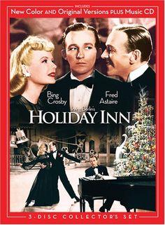 Holiday Inn (Starring Bing Crosby, Fred Astaire & Marjorie Reynolds)