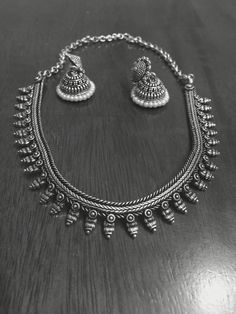 Silver Indian jewelry