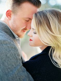 Beach engagement shoot by Erich McVey - via Magnolia Rouge