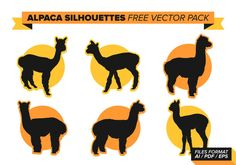 Alpaca Free Vector Pack - https://www.welovesolo.com/alpaca-free-vector-pack/?utm_source=PN&utm_medium=welovesolo59%40gmail.com&utm_campaign=SNAP%2Bfrom%2BWeLoveSoLo