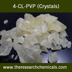 4-CL-PVP is a new research chemical which classified in the family of stimulants. it acts as a norepinephrine-dopamine reuptake inhibitor (NDRI), although no substantial research on this compound has been conducted. Visit http://www.theresearchchemicals.com/new-products-5/4-c-pvp-crystal.html.