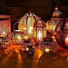 Resultat d'imatges per a Moroccan Lanterns