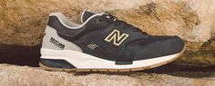New Balance Black 1600 Elite Sneaker New Balance Black, Footwear, News, Lady, Sneakers, Shoes, Collection, Fashion, Tennis Sneakers
