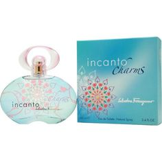 Incanto Charms perfume by Salvatore Ferragamo was launched by the design house of Salvatore Ferragamo in 2006<li>Women's perfume features scents of passion fruit, honeysuckle, jasmine, ottoman rose, white musk and Amyris wood