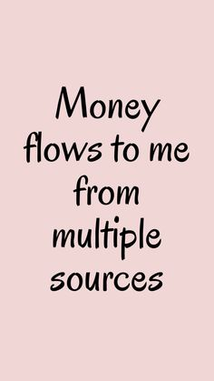47 Money Affirmations Plus Free Printables - Rad Planner Positive Affirmations Quotes, Wealth Affirmations, Law Of Attraction Affirmations, Affirmation Quotes, Positive Quotes, Motivational Quotes, Inspirational Quotes, Positive And Negative, Positive Vibes