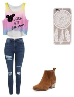 """Cute outfit"" by fungiral on Polyvore featuring Topshop"