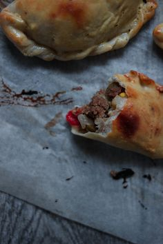 How to make Argentinean beef empanadas with homemade empanada dough/shells   from scratch, mostly