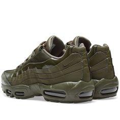 Nike Air Max 95 W Cargo Khaki | END. Air Max Camo, Air Max 95, Nike Air Max, Air Max Sneakers, Sneakers Nike, Mens Fashion, Shoes, Slippers, Shoe