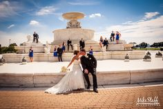 Buckingham Fountain - On the list for separate and together photographs