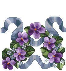 ~ * Piksel Çiçekler * ~