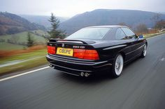 BMW 8 Series E31 | Used Car Buying Guide : If youre looking for a BMW 8 Series in tip-top condition we tell you what to watch out for If the design study shown at this years Goodwood Festival of Speed survives to production next years BMW 8 Series promises to be an eye-popper. It can be no less given its forebear the dramatic-looking 8 Series of 1990 to 2000. Today that model is a rising classic although as our One we found (opposite) proves you can still pick up an 850i for the price of a…