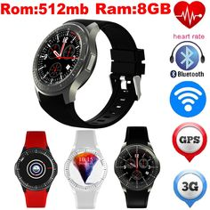 """>> Click to Buy << DM368 Android 5.1 Bluetooth 4.0 1.39"""" Smart Watch Phone Support Nano SIM Card 3G Wifi GPS Map Pedometer Heart Rate Monitor #Affiliate"""