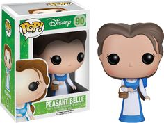 Beauty and the Beast - Peasant Belle Pop! Vinyl Figure