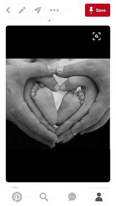 Great idea for newborn photo