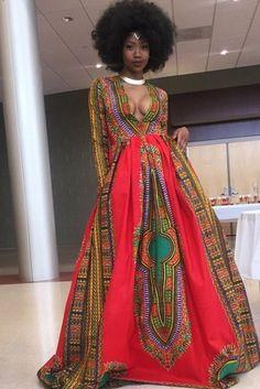 Kyemah McEntyre designed her own utterly stunning prom dress.
