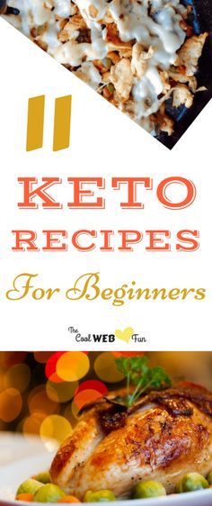11 Keto Recipes for Beginners - Fitness Bash