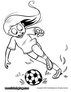 soccer player coloring pages soccer player