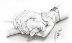The burning brand hand sketch, couple art, best couple, love couple, love d Pencil Art Drawings, Art Drawings Sketches, Easy Drawings, Cute Couple Drawings, Hand Art, Couple Art, Drawing People, Love Art, Painting & Drawing