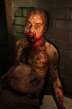 Zombies from the First Half of The Walking Dead Season 3