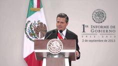 Primer Informe de Gobierno Presidente Peña Nieto 2012-2013