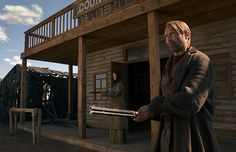 Watch the trailer for THE SALVATION, a new western starring Hannibal's Mads Mikkelsen.