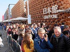 31 ottobre chiude expo grande successo speriamo che l'Italia sia ricordata per questo evento