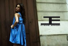 Etienne Jeanson  Spring Summer 2010  Photo : Camellia Menard  Model : Alaïa Martins