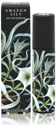 "NEST Fragrances Amazon Lily Eau de Parfum Rollerball - Free Shipping ""This invigorating floral fragrance is composed of Amazon Lilies, tangerine, lime, driftwood, and white musk."""