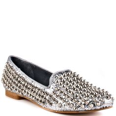 Steve Madden's Silver Studlyy - Silver Stud for 99.99 direct from heels.com