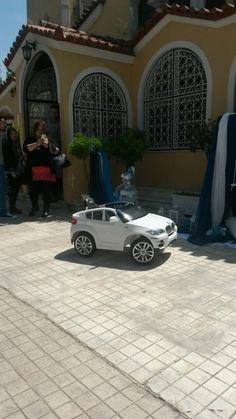 Αυτοκίνητο για βάπτιση!