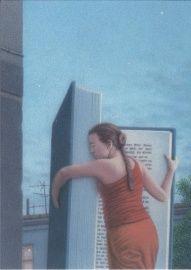 Inkognito: Reading Woman