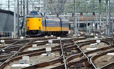 Sensor moet winter-ellende voorkomen op spoor