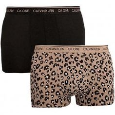 Calvin Klein CK One Cotton Stretch 2 Pack Trunk, Black/Stephen Animal Alpaca Calvin KleinCK One Cotton Stretch 2 Pack Trunk, Black/Stephen Animal Alpaca A great value 2 colour pack of cotton stretch Trunks. Pouch front. Soft cotton stretch styles for comfort and ease of movement. Calvin Klein Signature logo contrasting waistband. 95% Cotton / 5% Elastane. Calvin Klein Ck One, Signature Logo, Lounge Wear, Boxer, Contrast, Trunks, Underwear, Cotton, How To Wear