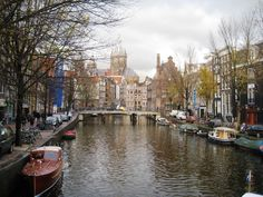 I'd love to go back to Amsterdam