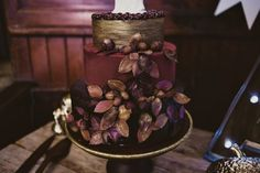 Woodland Luxe Wedding in October · Rock n Roll Bride