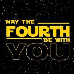"""#historiasen35mm se suma a la celebración del #starwarsday"""". ¡Que la Fuerza os acompañe hoy y siempre!"""