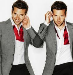 so cute! Bradley Cooper - 55 Hottest Celebrity Men To Lust After  |All Women Stalk