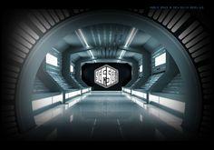 Sci-Fi Hotel® Public Space Concept