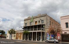 """ Brunswick Hotel "" in Kingman Arizona Route 66 on My Mind "" Route 66 blog ; http://2441.blog54.fc2.com https://www.facebook.com/groups/529713950495809/ http://route66jp.info"