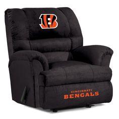 NFL - Cincinnati Bengals Big Daddy Recliner